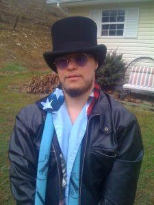 Josh's top hat