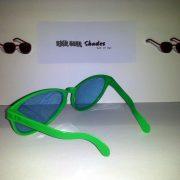 Green jumbo shades