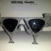 Silver glitter Margaritaville